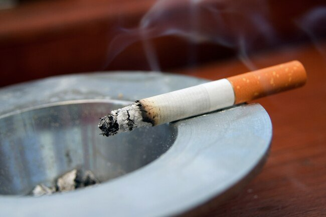 Smoking damages blood vessels and ups the risk of kidney cancer.