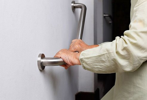 Household accidents become more dangerous as you age.