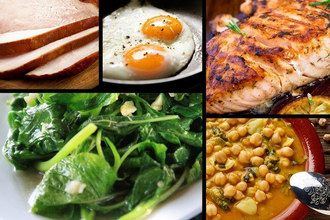 Eat foods rich in iron and B12 to generate red blood cells that keep your body oxygenated.