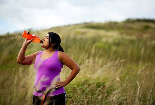 Drink more water and treat any conditions that contribute to dry mouth to dissuade bad breath.