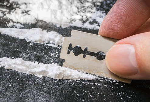 Using illicit drugs may cause anxiety and heart palpitations.