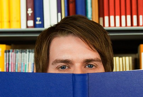 Larger pupils may be a sign of high intelligence, according to the results of some studies.