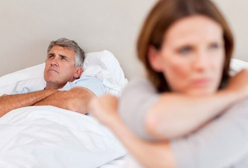 For women at menopause, vaginal tissue can get thin, shrink, and dry out without regular intercourse.