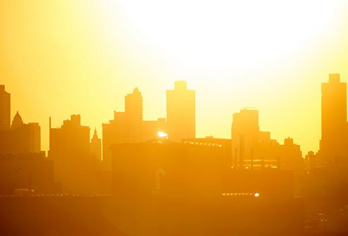 It can be life-threatening, and heat exhaustion and heatstroke are not the only reasons.