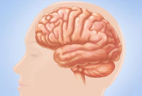 It is possible for breast cancer to spread to the brain.