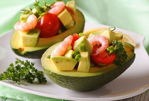 Avocados do not have much sugar, but they are high in calories.