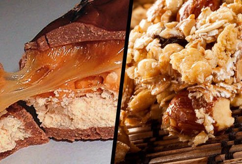 Candy Bar or Granola Bar