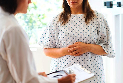 Conditions like GERD and IBS may cause abdominal fullness.
