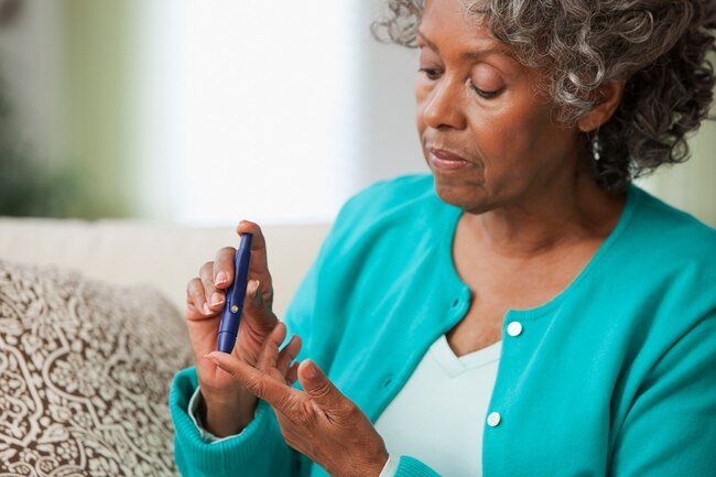 Nerve damage caused by high blood sugar is the most common cause of numb or tingly hands and feet.