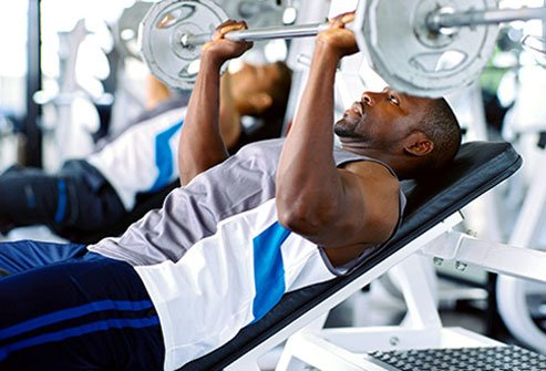 You need the right levels of sodium and potassium for your muscles to work correctly.